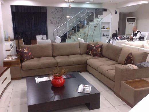Corner Living Room Sofa Designs Decorating