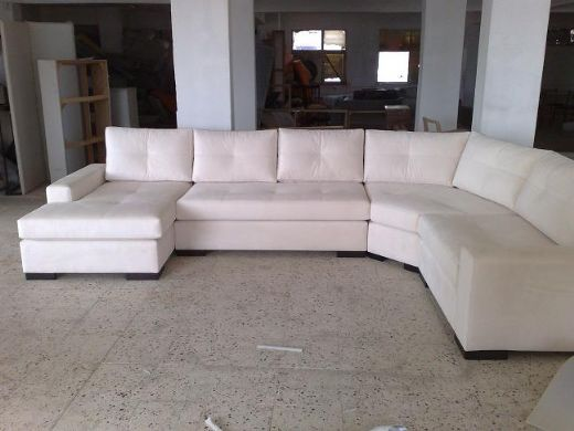 Elegant Corner Sofa - Leather Corner Sofa - Fabric Corner Sofa