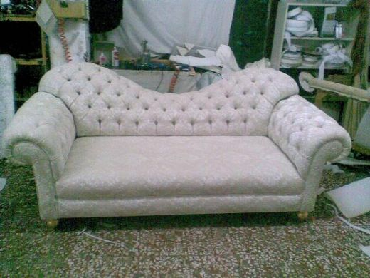 chesterfield Settee The Refined and Durable Chesterfield Settee