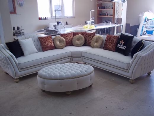 Classic corner sofas new model excellent design for livingroom interior design - Sectional small space style ...