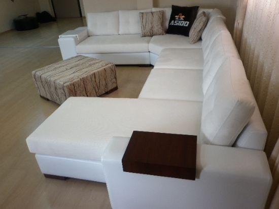 White Leather Corner Sofas, Brown Leather Corner Sofa, Modern Leather  Corner Sofas, Exclusive
