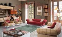 Traditional and Modern Style Chesterfield Sofa Set Luxury Interior Designs