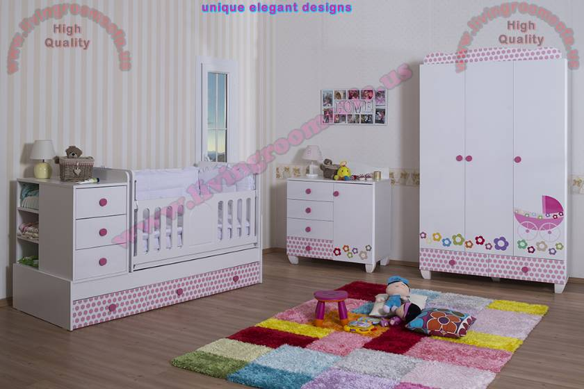 Baby Girl Nursery Bedding Nursery Ideas For Girls