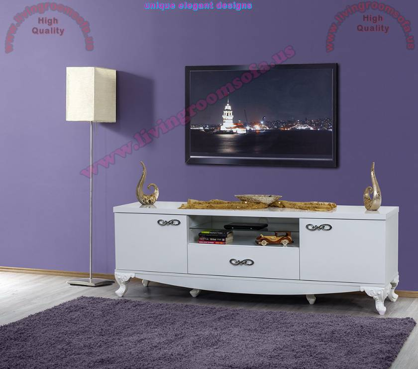 Led Tv Stand Modern Tv Table Stand Design