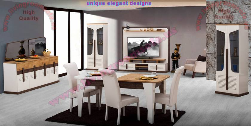 Modern Dining Room Furniture Design Idea