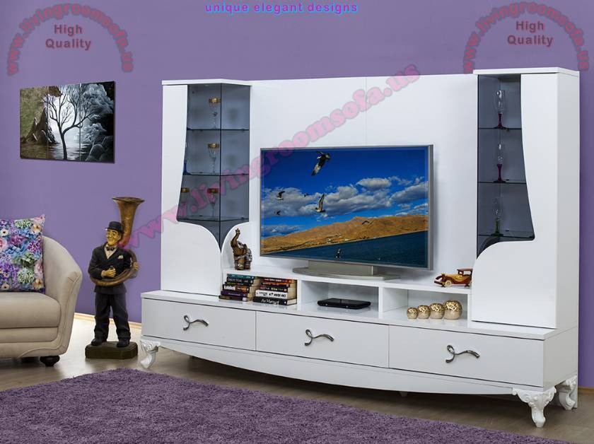 Modern Tv Stand White Tv Cabinet Flat Screen Tv Stands