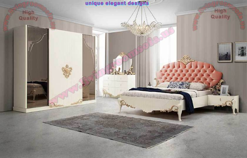 Queen Avangard Bedroom Furniture Design