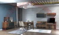 Brown Modern Dining Room Sets Design