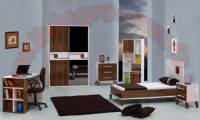 Dark Color Bedroom Ideas For Teenage Boys