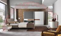 Modern Bedroom Furniture Mirrored Bedroom Furniture