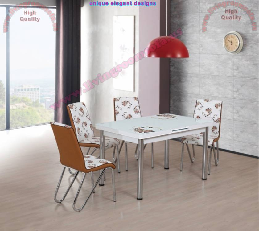 White Dining Table Modern Dining Table Sets