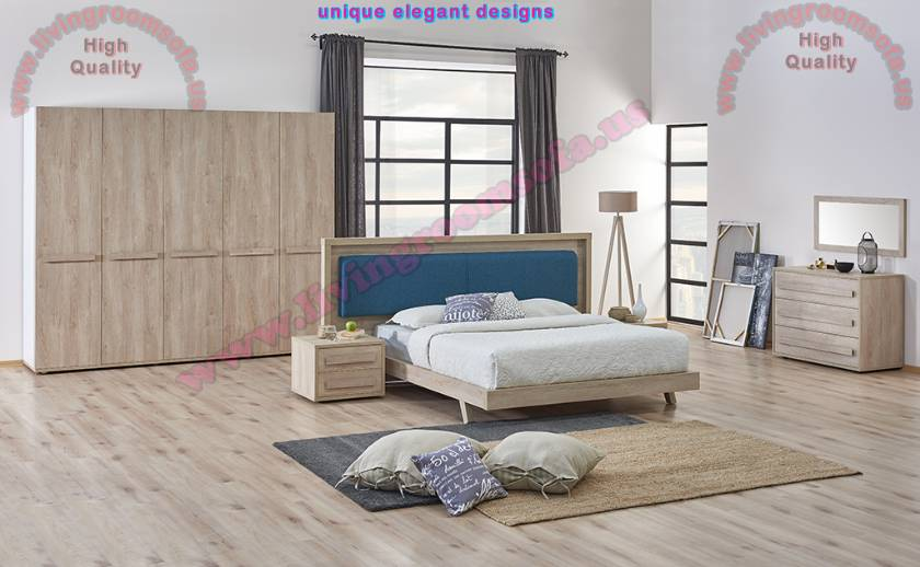 Wood Bedroom Decoration Design Ideas