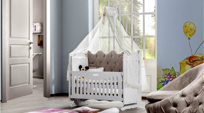 Wooden Bed As Well As Baby Cradle Modern Baby Cradle Design