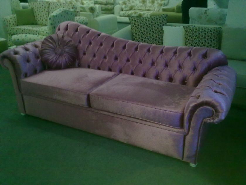 Chesterfield Sofas Leather Chesterfields & Fabric Chesterfield Sofas