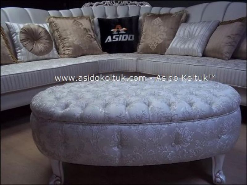 Classic Corner sofa for living room desgin