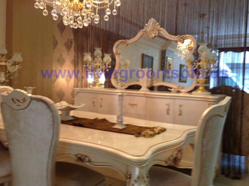 Classic Dining Room Handmade