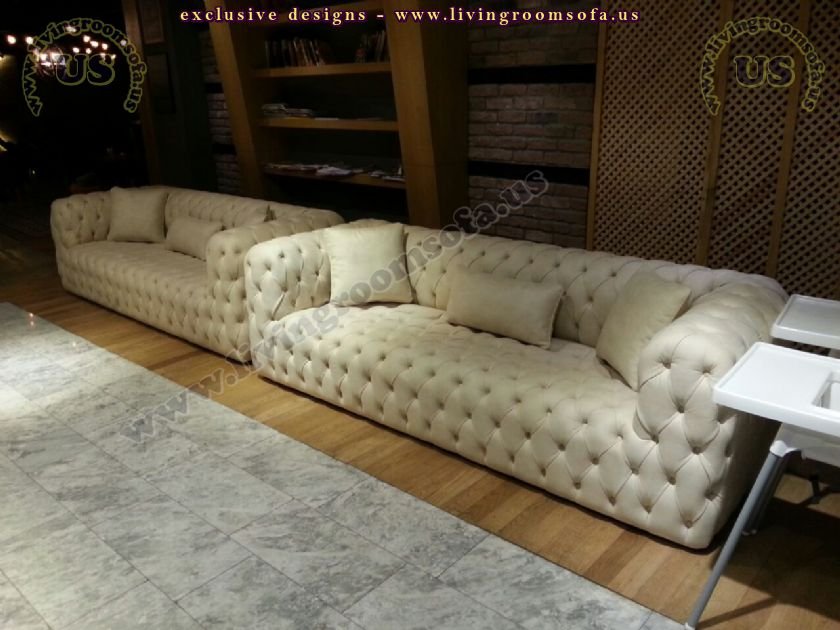 15 Best Design Decorative, Quilted, Modern Chesterfield Sofas