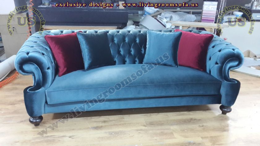 Elegant Beauty Modern Classical Sofas And Loveseats