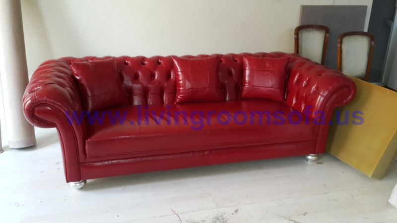 Handmade Chesterfield Sofa Collection