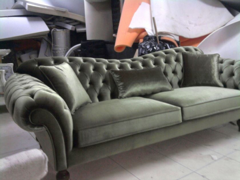 Luxury Chesterfield Sofas Leather Chesterfields & Fabric Chesterfield Sofas