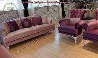 avantgarde velvet sofas interior design ideas