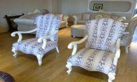 classic berger sofa