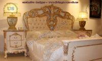elegant classic bed beautiful design idea