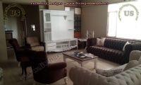 livingroom design idea wall unit sofas couches