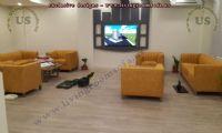 modern sofa set for living room design idea