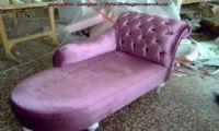pink velvet loveseats modern classic style