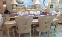 queen classic dining room design