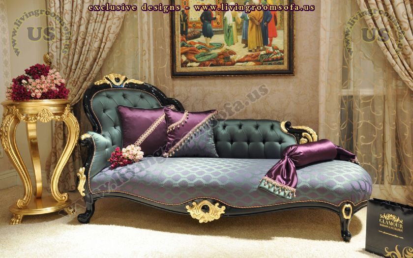 amazing Glamour Loveseat for woman