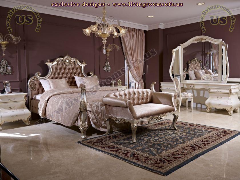 amazing classic bedroom furniture design