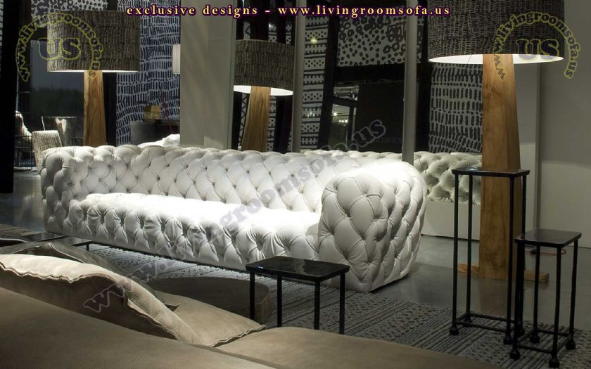 amazing moder chesterfield sofa design idea