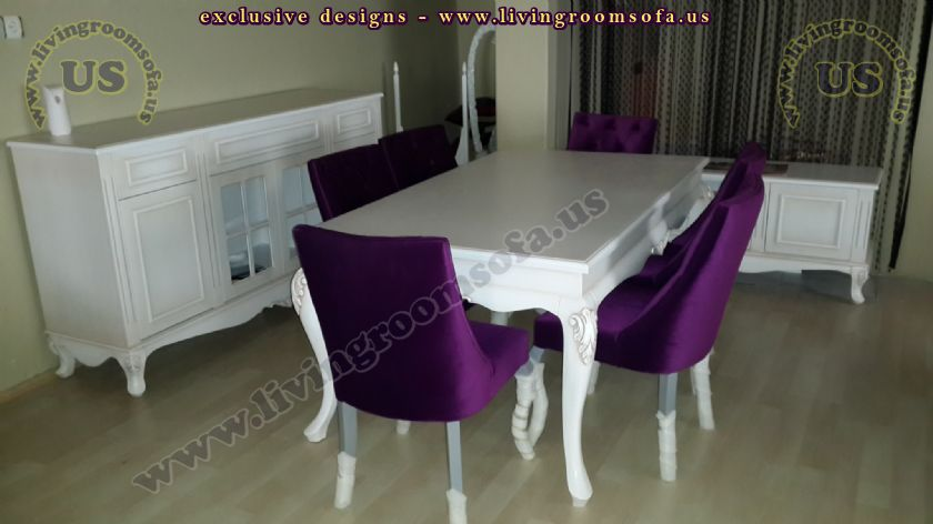 beautiful diningroom furniture avantgarde design