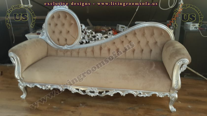 beautiful loveseat for woman