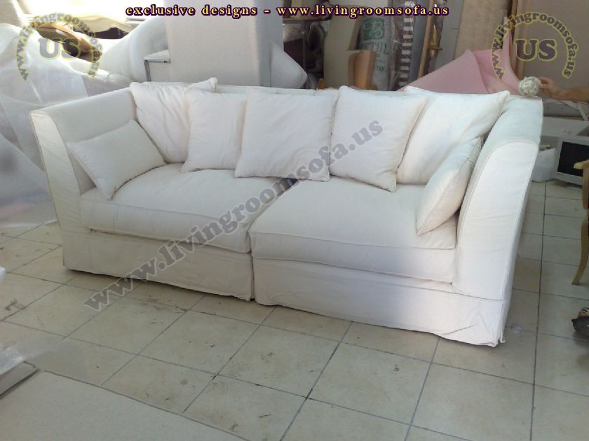 beautiful white couch modern sofa design