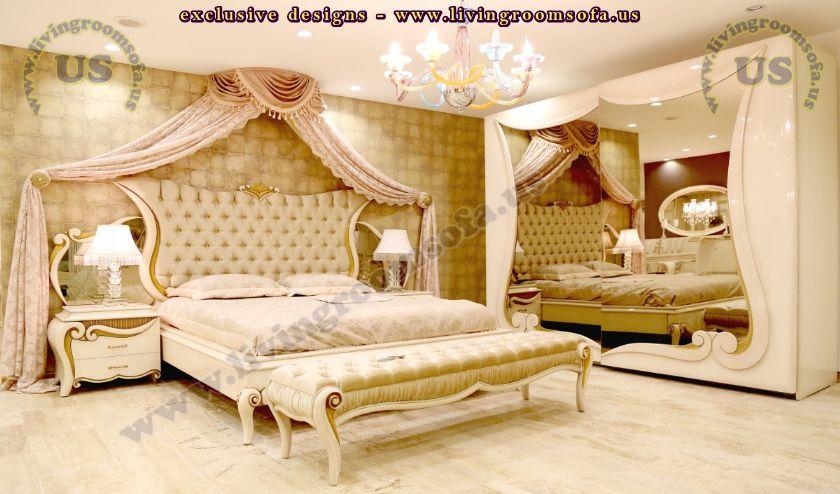 classic light bedroom furniture design modern live