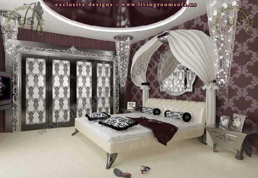 classic white bedroom furniture for modern lives