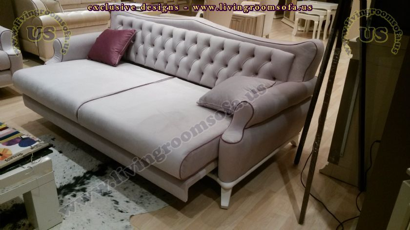 country sofabed design idea
