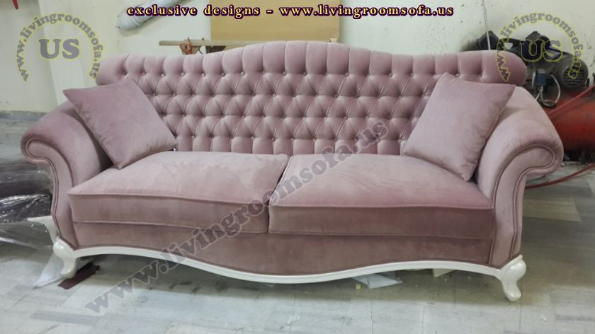elegant chesterfield sofa design