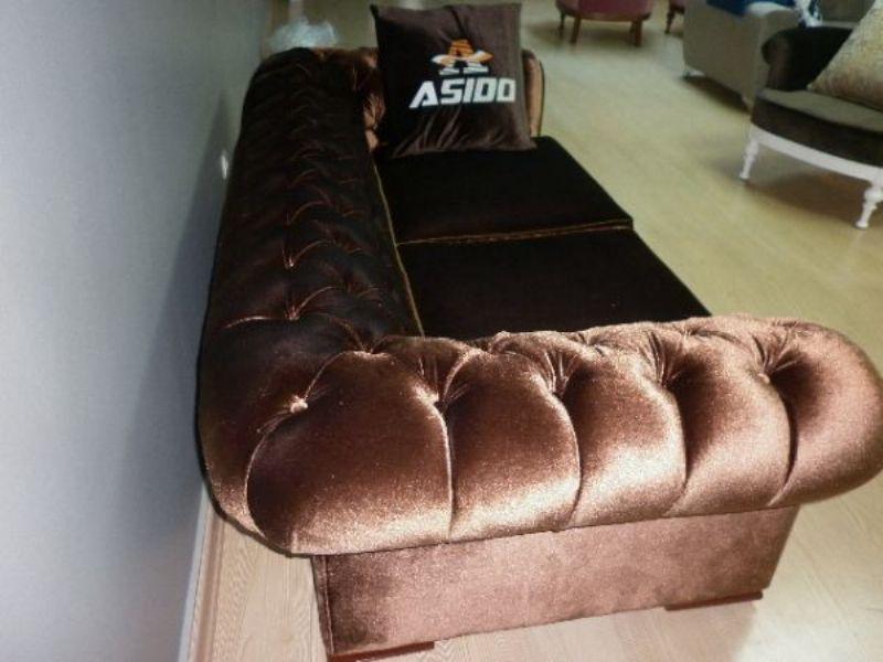 handmade chesterfield sofa