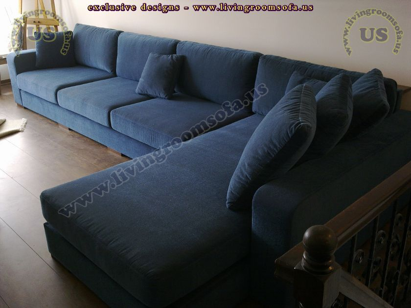 l shaped sectional sofa design for living room