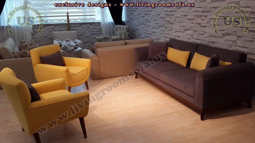 Modern Living Room Sofa Sets Design Ideas Interior Design