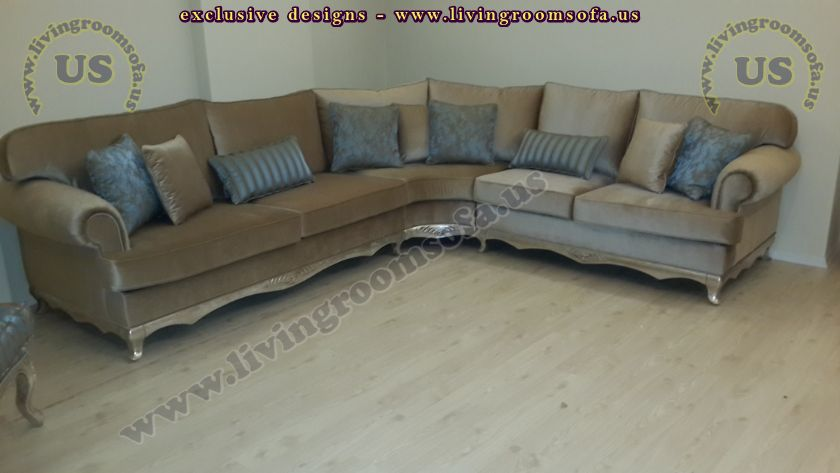 sectional sofa design idea for living room