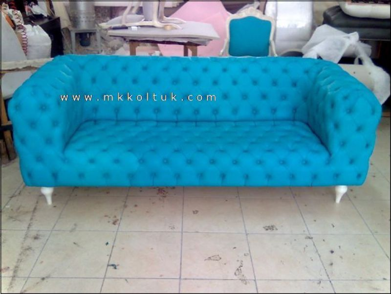 Turquoise Chesterfield Sofa Chesterfield Sectional In Turquoise Velvet I Roomservicestore